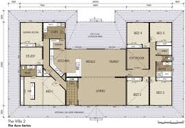 open living house plans the laundry has room for the piles of washing and opens to