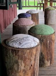 39 spectacular tree logs ideas for cozy households homesthetics