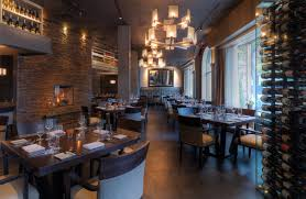 Deuxave - Boston private dining rooms