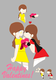 happy valentines day by minniemandy1fan on deviantart