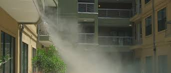 Build Your Own Patio Misting System Misting Systems Misting Fans Mist Cooling Systems