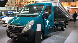 opel movano 2015 opel movano dumper 2017 in detail review walkaround interior