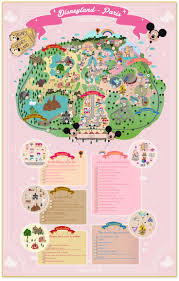 Printable Map Of Disney World by Best 20 Disneyland Map Ideas On Pinterest Disney Resort
