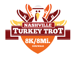 nashville turkey trot 8 mile and 8k