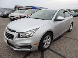 chevy cruze grey chevrolet cruze 1lt auto schulz automotive dealership used