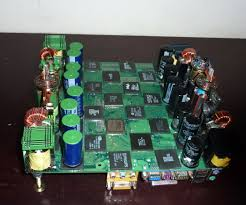 micro processor chess set 7 steps with pictures