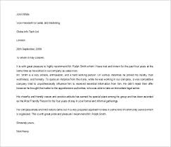 sample reference letter for student about character cover letter