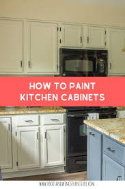 how to prep cabinets for painting how to paint kitchen cabinets roots wings furniture llc
