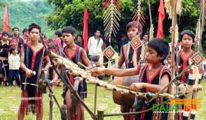 parents thanksgiving ceremony of the central highlands ethnic