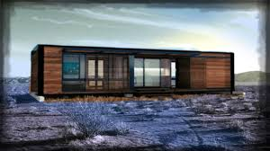 homes made out of storage containers in shipping container