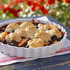 very cherry peach cobbler recipe eatingwell