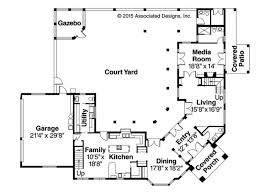 adobe floor plans modern house plans floor contemporary home 61custom adobe with