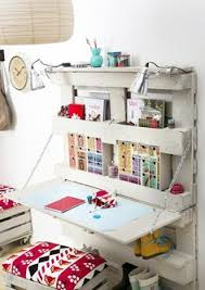 Diy Pallet Computer Desk Picture Charming Retro Home Office by 23 Diy Computer Desk Ideas That Make More Spirit Work Pallets