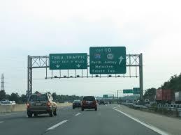Interstate 95 In Georgia Wikipedia Interstate Guide Interstate 287 New Jersey New York