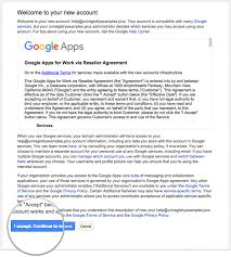 how do i set up google apps for a domain name