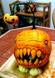 the angler pumpkin