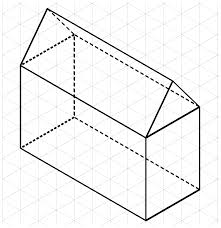 isometric paper and drawing on it with pstricks tex latex