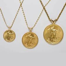 coin jewelry necklace images 22k standing liberty gold coin jewelry necklaces bracelets jpg