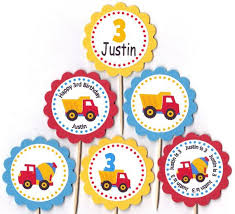 construction cake toppers best 25 construction cupcakes ideas on digger party