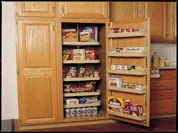 Oak Kitchen Pantry Storage Cabinet Kitchen Pantry Cabinet Pull Out Shelf Storage Sliding Shelves In