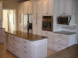 White Kitchen Cabinets With Glaze  Decor Trends   Steps To - Kitchen cabinet glaze