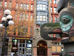 Seattle Downtown Attractions Map by Top 25 Attractions Visit Seattle
