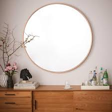 how to use home design gold 132 cm 499 coming in brass metal framed oversized round mirror