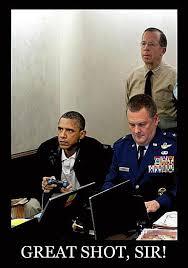 Obama Shooting Meme - funniest barack obama memes and pictures