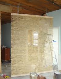 fabulous quick room divider diy 3 panel room divider under 30 to