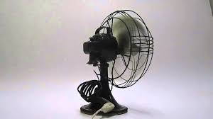 vintage fans antique 1941 vintage general ge electric vortelex 3 speed