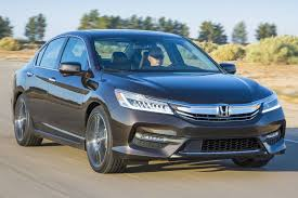 2016 honda accord ex l mid size sedan car model review