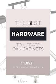 what color gray goes with oak cabinets the best hardware to update oak cabinets true design house