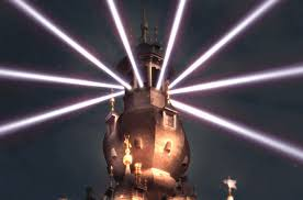 mons belfry lights up for european capital of culture 2015