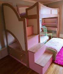 Special Bunk Beds Best 25 Loft Bed Desk Ideas On Pinterest Bunk Bed With Desk