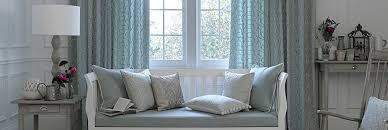 Duck Egg Blue Damask Curtains Blue Fabric Just Fabrics