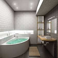 large bathroom surrounded by windows from floor to ceiling