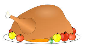 free thanksgiving background thanksgiving turkey dinner clipart clipartxtras