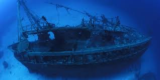 Florida Shipwrecks Map What U0027s The Total Value Of The World U0027s Sunken Treasure