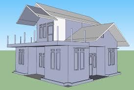desain rumah corel ayo desain rumah sendiri dengan google sketch up goresan pena
