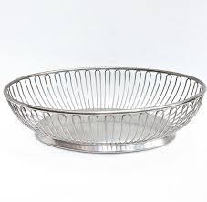 alfra alessi basket stainless steel basket bowl bread basket