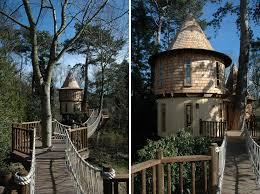 design luxury uk architecture travel houses treehouse living tree
