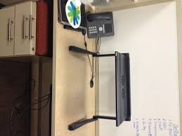 Standing Desk For Laptop by Stand Up Portable Standing Desk Laura Pappas Health
