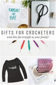 gifts for crocheters add these to your list make do crew
