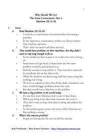 wedding sermons sermon outline matthew 28 16 20
