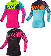 23 22 Fox Racing Womens 180 Jersey 235497