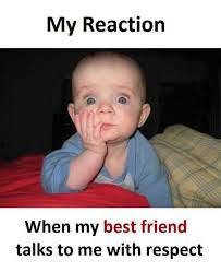 Best Friends Meme - dopl3r com memes my reaction when my best friend talks to me