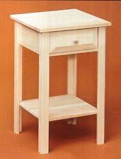pine rustic primitive nightstands ebay