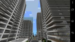 Minecraft Pe Maps Ios Waterfront Condominiums Creation Minecraft Pe Maps