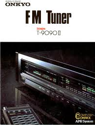 tuner information center onkyo tuners