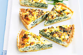 Quiche Blind Bake Or Not Silverbeet And Ricotta Quiche